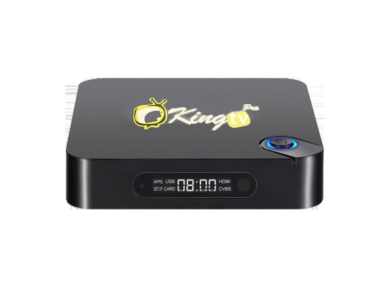 IPTV BOX-King tv pro - EWEAT