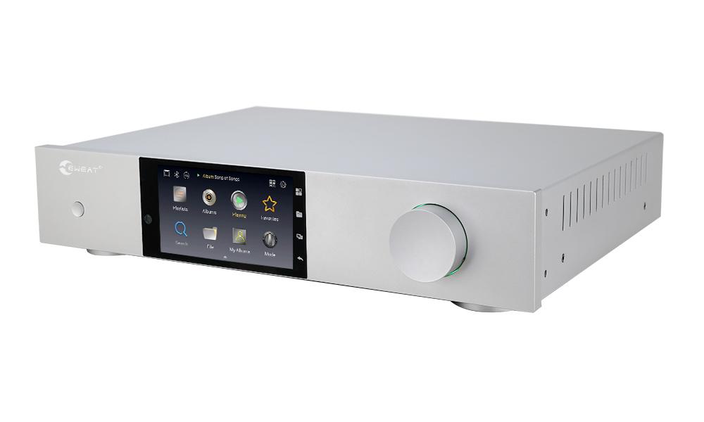 EWEAT Digital audio player DMP50 4