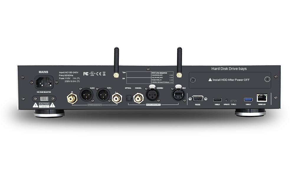 EWEAT Digital audio player DMP50 5